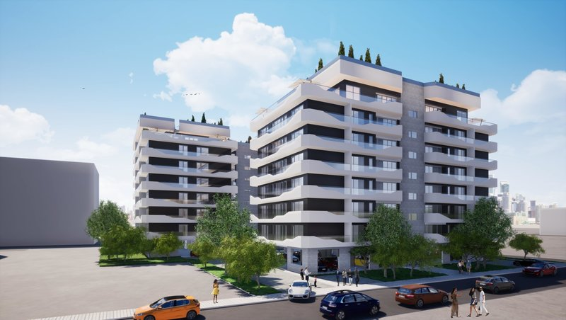 Ambiance Residence Pipera, 2 camere tip C, C2,